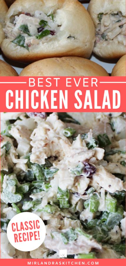 chicken salad promo image