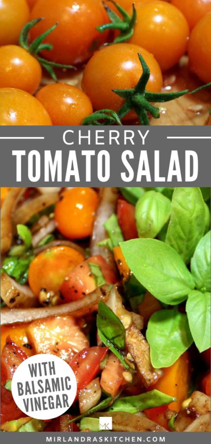 cherry tomato salad promo image