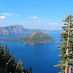 Crater Lake Pic
