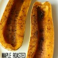 MapleRoastedDelicataSquash