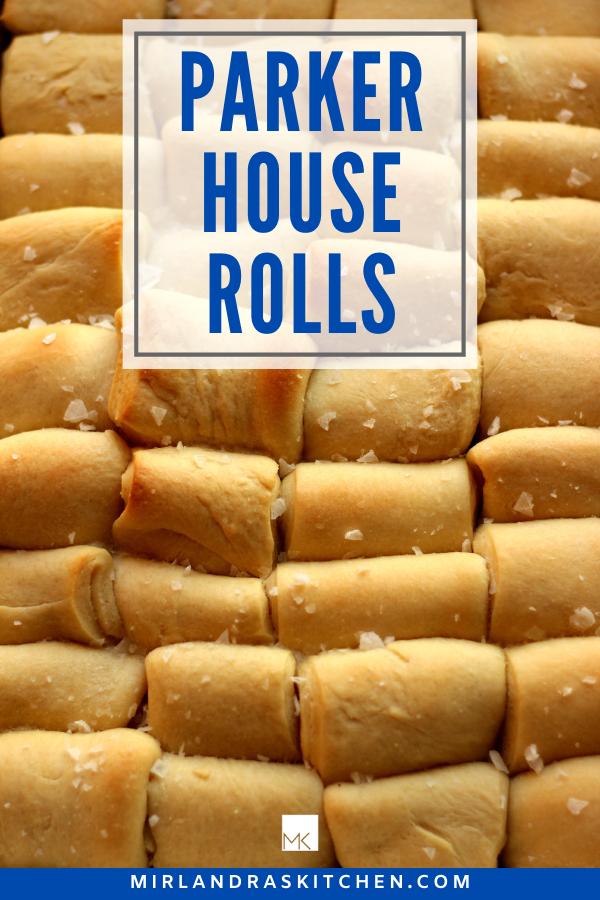 Parker house rolls promo image