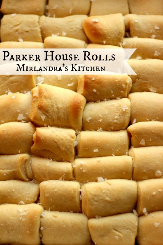 Traditional Parker House Rolls are easier that you might think and ...