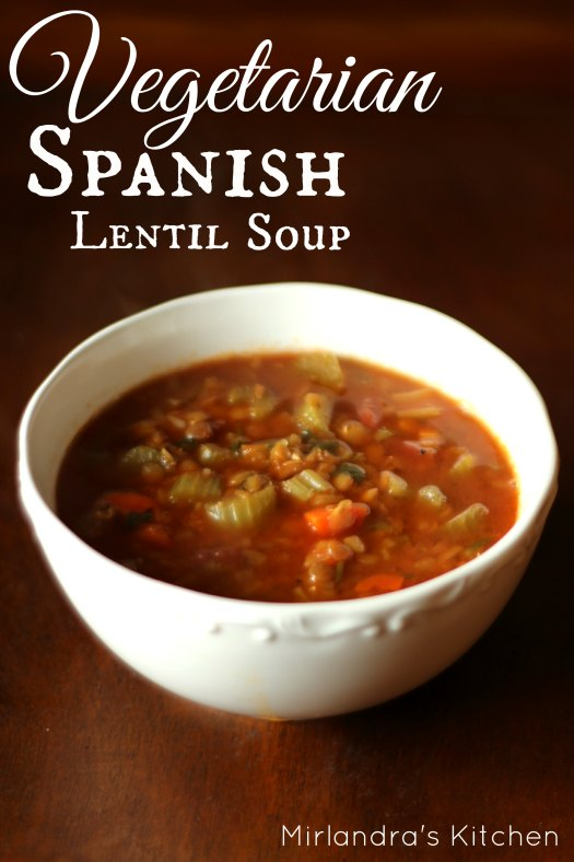 SpanishLentilSoup