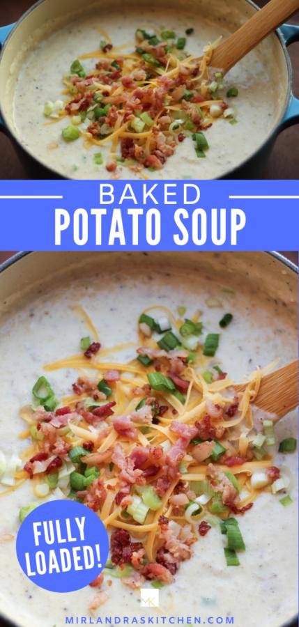 loaded baked potato soup promo image