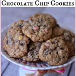 BrownButterOatmealChocolateChipCookies