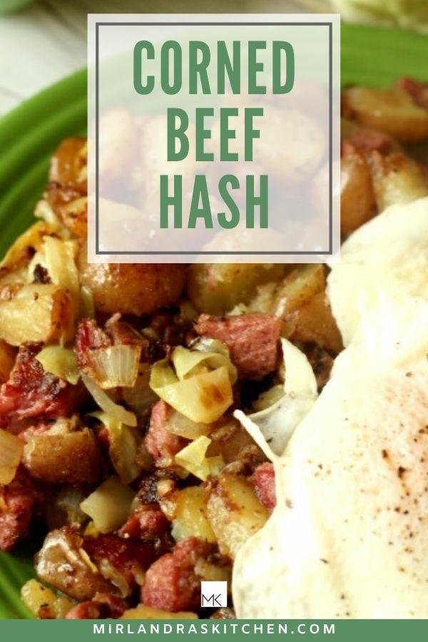 corned beef hash promo image