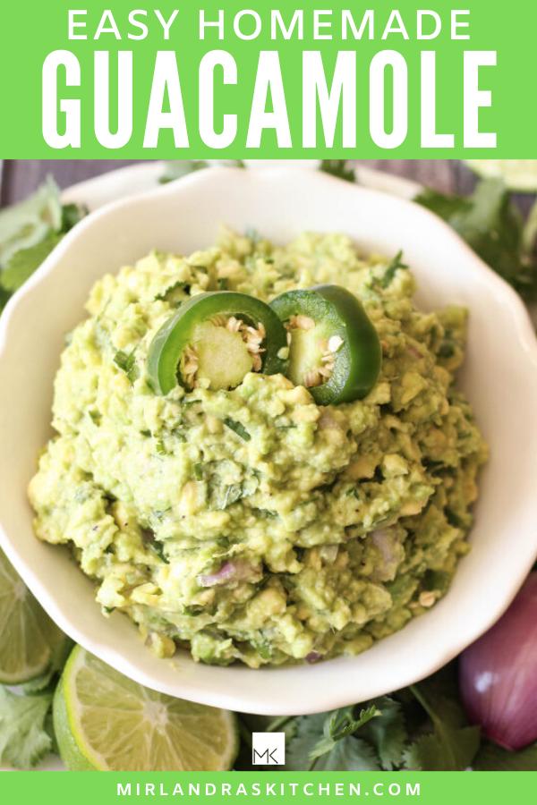best guacamole promo image
