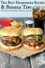 Best-Hamburger-Recipe-and-Burger-Tips