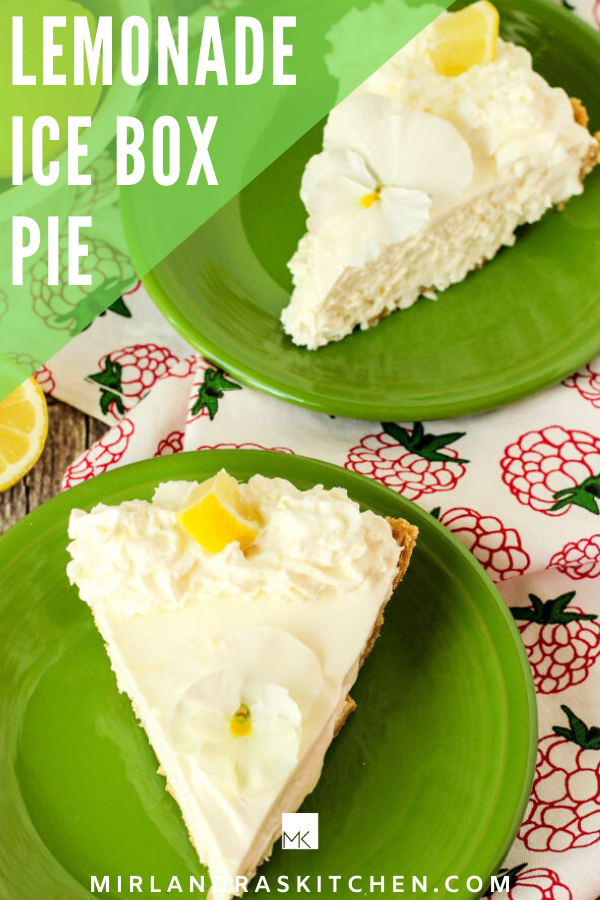 lemonade icebox pie promo image
