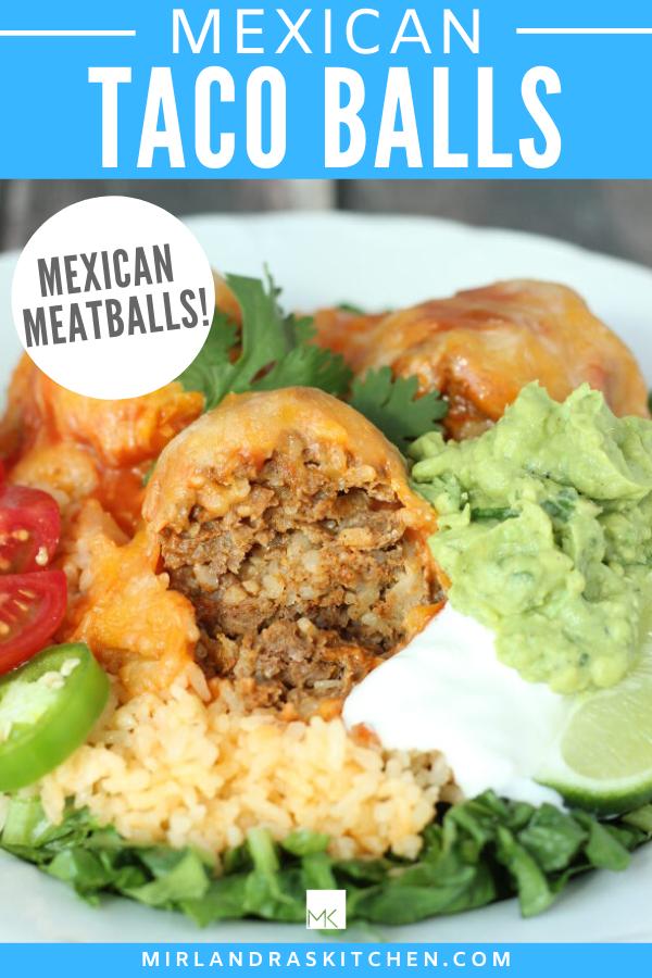 taco balls promo image