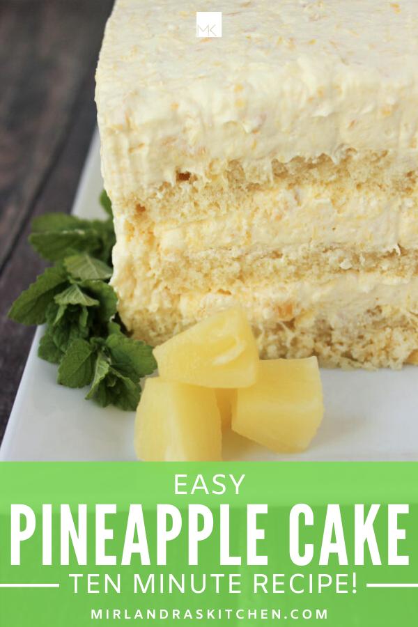 pineapple cake promo image