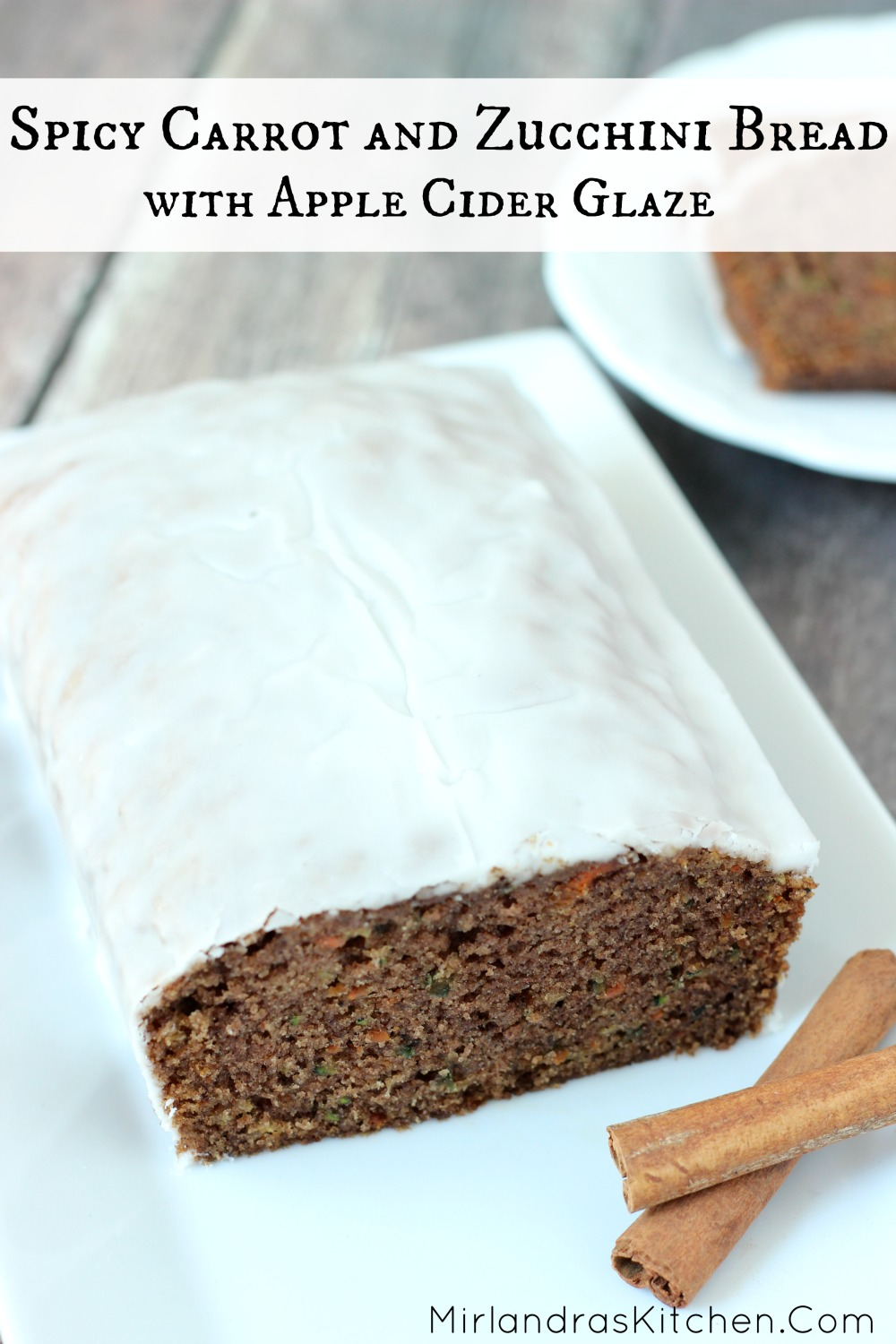 spicy-carrot-and-zucchini-bread-with-apple-cider-glaze