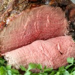 This Roast Beef only takes five minutes to get in the oven and comes out perfectly every time. Even cheap cuts of meat are sensational!