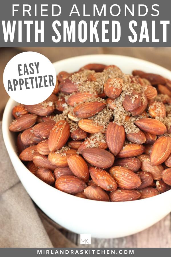 fried almonds promo image
