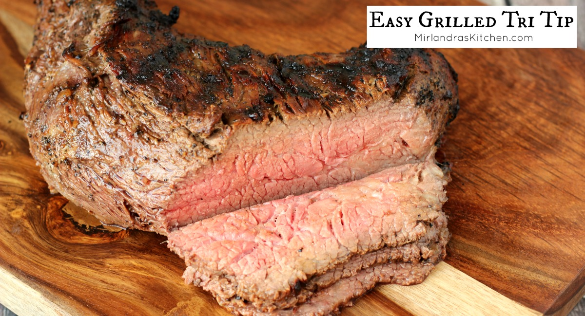 Easy grilled tri tip recipes