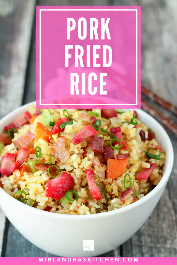 triple pork fried rice promo image