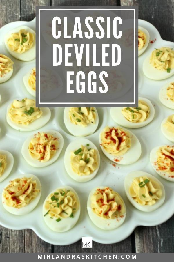 classic deviled eggs promo image