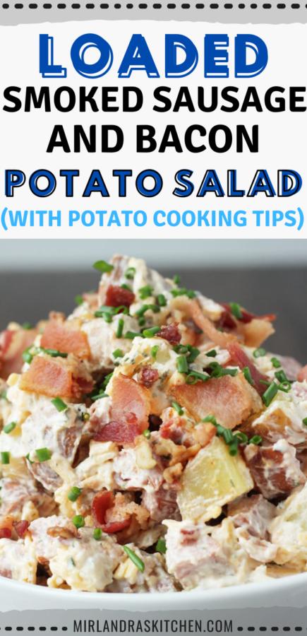 Loaded potato salad promo image