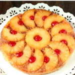 An easy moist cake, perfectly caramelized slices of pineapple, and a hint of cinnamon make this the best Pineapple Upside-Down Cake we have ever had. This is a classic worth making again and again.