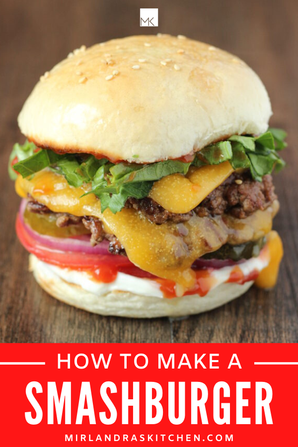 how to make a smashburger promo image