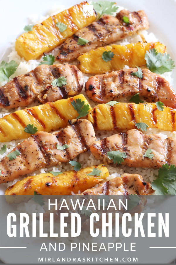 hawaiian grilled chicken promo image