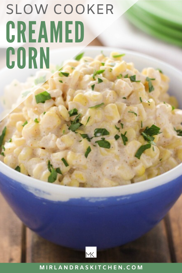 slow cooker creamed corn promo image