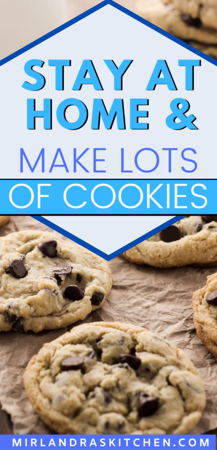 soft chocolate chip cookies promo image