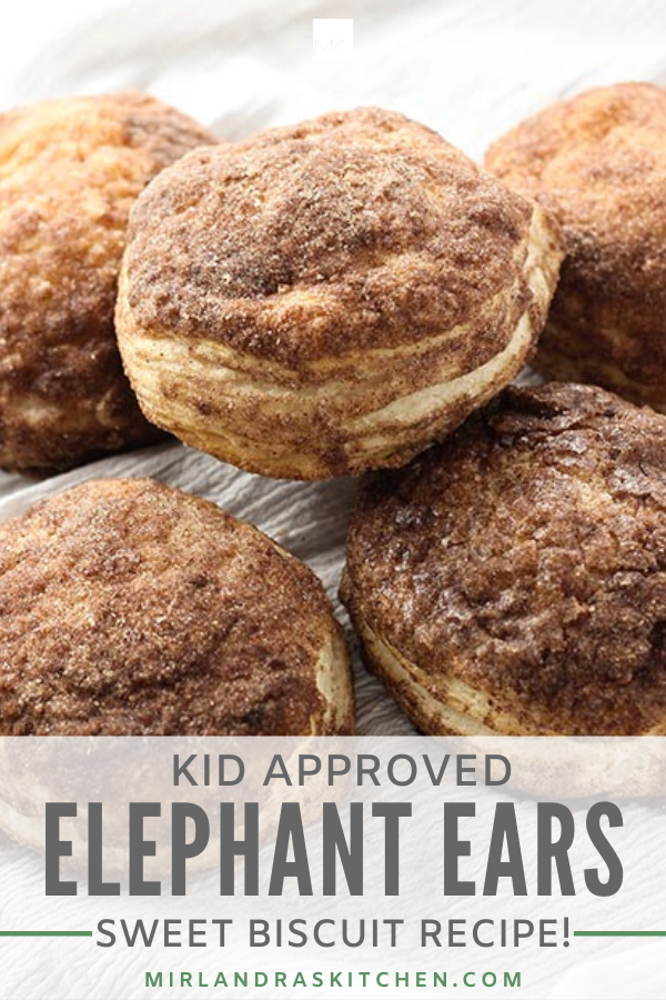 elephant ears biscuits promo image