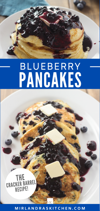 cracker barrel blueberry pancakes promo image