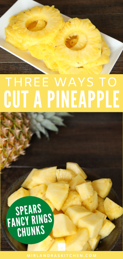 how to cut a pineapple promo image