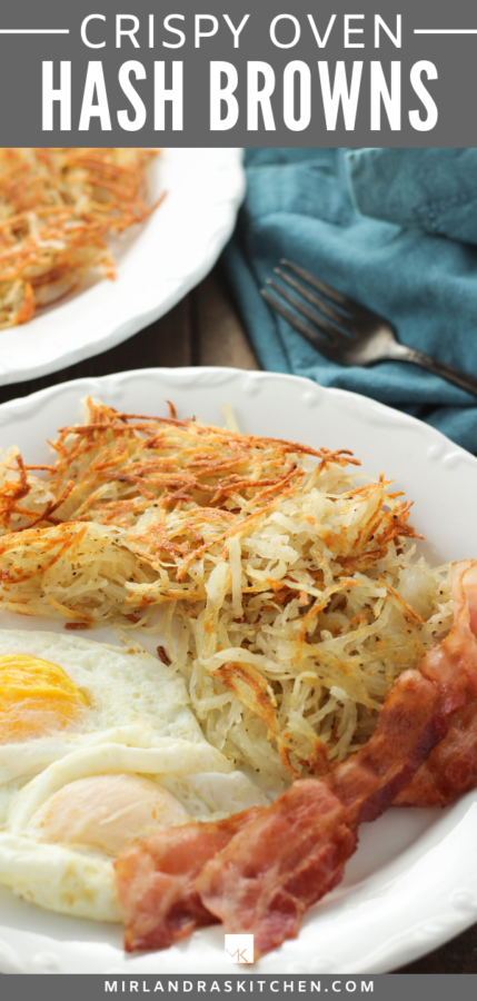 crispy oven hash browns promo image