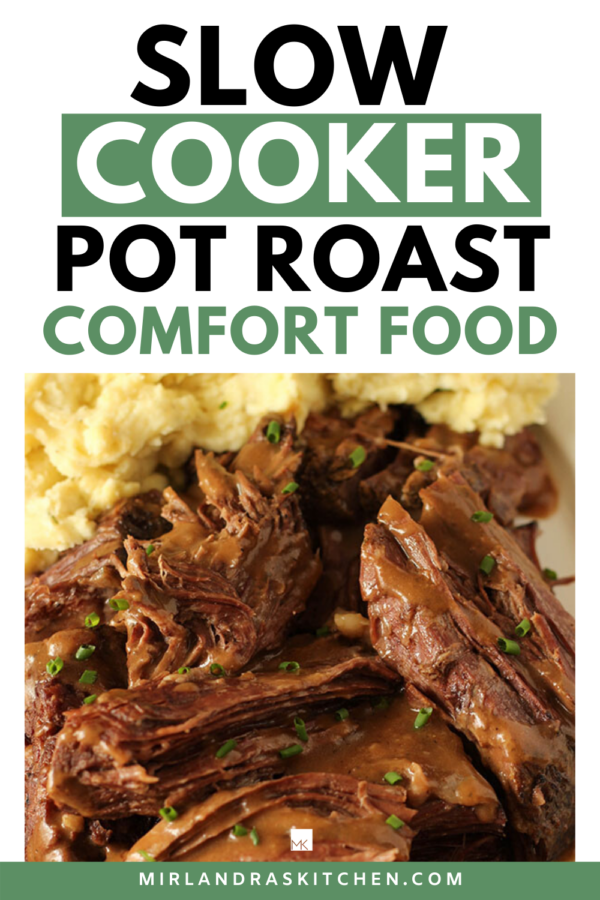 slow cooker pot roast promo image