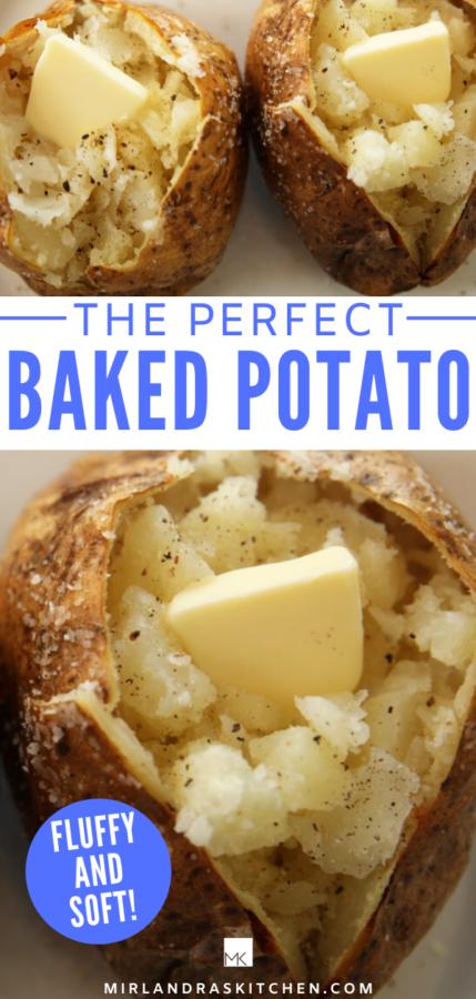 how to bake a potato promo image
