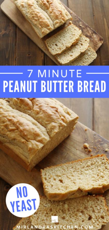 peanut butter bread promo image